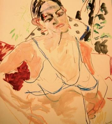 Rebecca Torso 34 x 29
