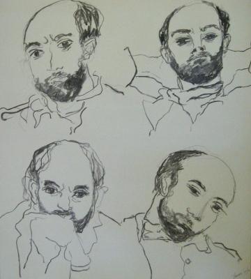 Tom Freudenheim 46 x40