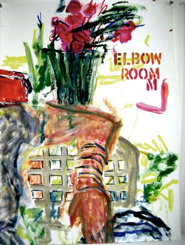 Elbow Room 30x22