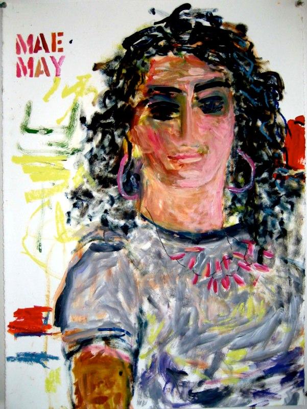 Mae May 30 x 22