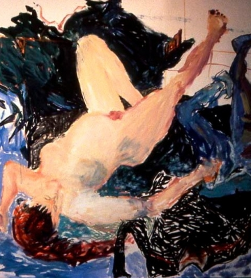 Molly Unclothed I 52x50
