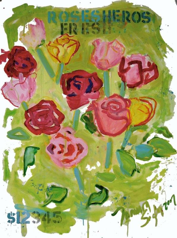 Roses - Heros