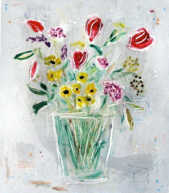 Summer Bouquet SilverII