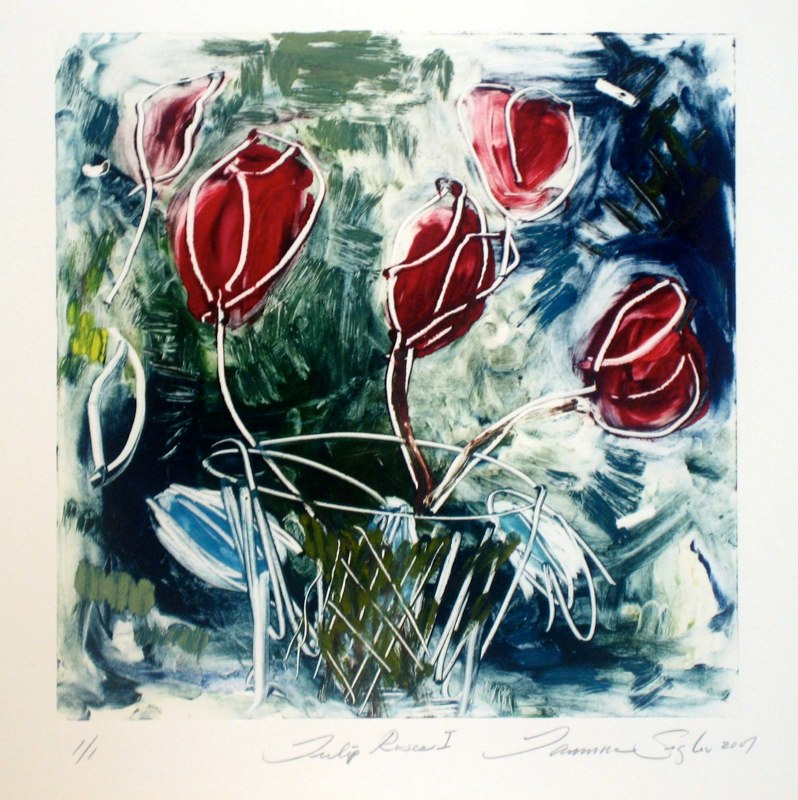 Tulip Roses I