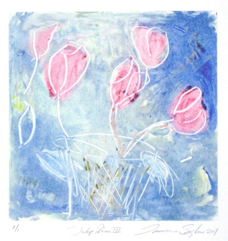 Tulip Roses III