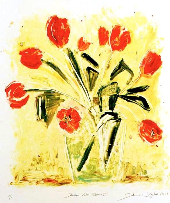 Tulips One Open II