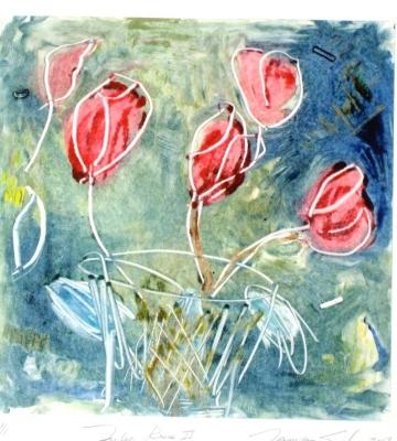 Tulip Roses II