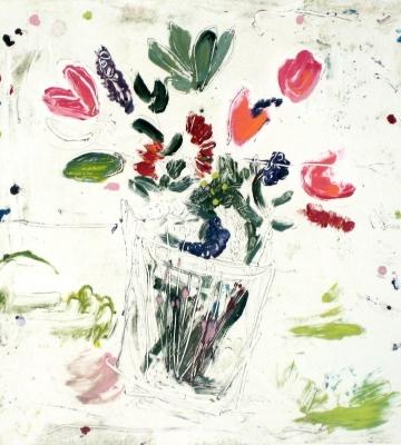 Flower Marks I