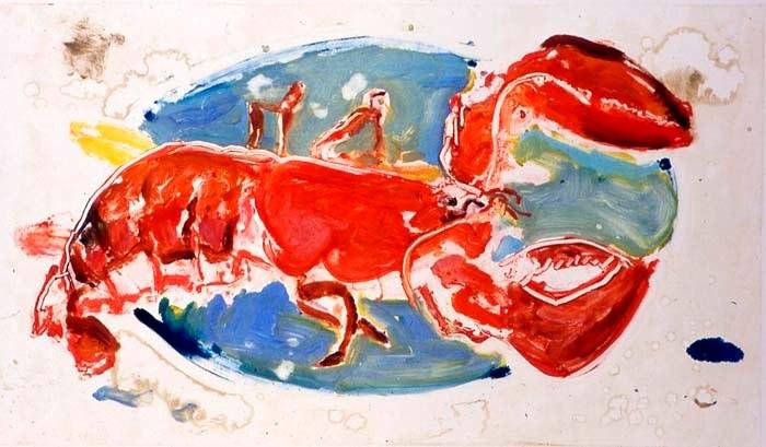 Freckled Lobster II