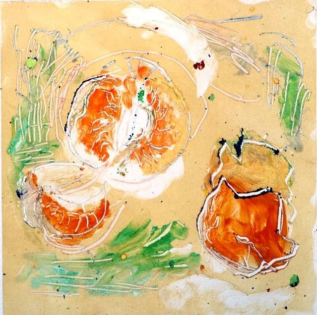 Tangerines I