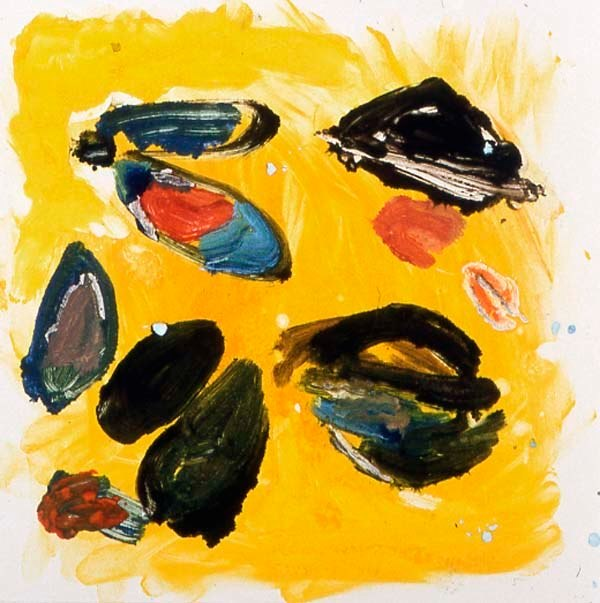Mussels Yellow