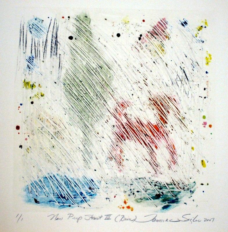 New Pup Strut III (Rain)