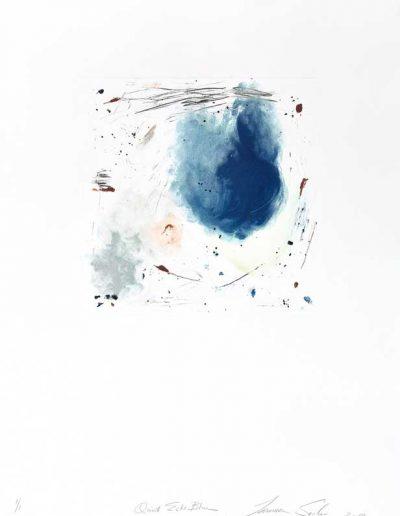 Quiet Echo Blue