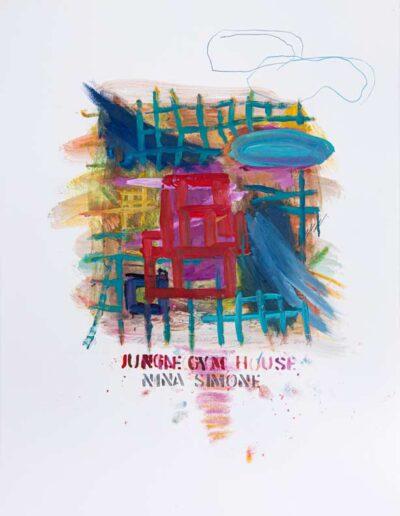 The Old Neighborhood-Jungle gym/Nina Simone